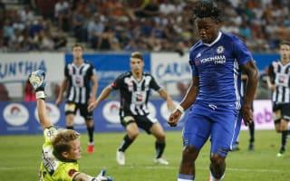 Batshuayi buoyed by winning vibes at Chelsea