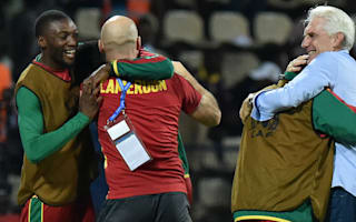 It's a dream to reach the final - Broos champions 'exemplary' Cameroon