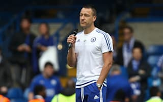 BREAKING NEWS: Terry signs new Chelsea deal
