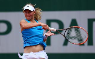 Larsson to face Siniakova in Bastad semi-finals