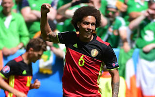 Witsel happier to face Hungary than Spain