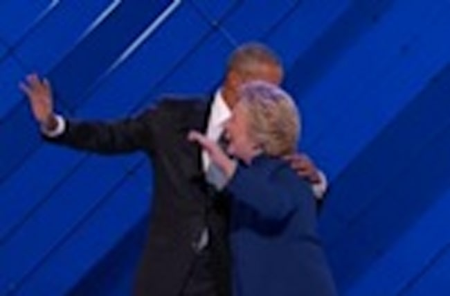 Hillary, Obama make their point at DNC