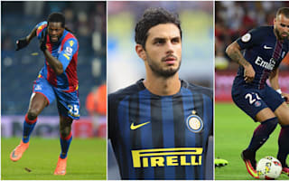 Transfer deadline day: Adebayor back in business, Ranocchia to the rescue