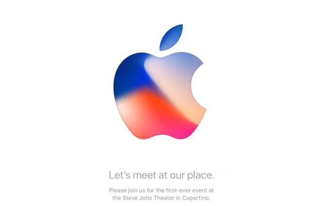 Sigue en vídeo y en directo el evento del iPhone 8 de Apple