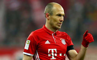 Leaving unrivalled Bayern never an option for Robben