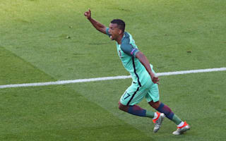 Nani relieved after Portugal scrape through