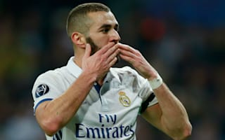 Benzema reaches 50 Champions League goals
