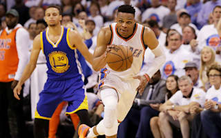 Thunder take control against Warriors after game-four win