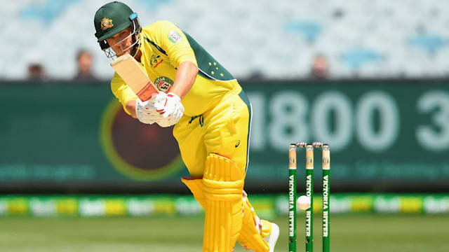 Finch named as Australian captain for T20I series against SL