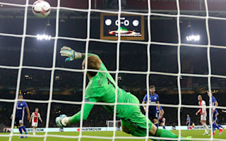 'It's only 2-0' - Ajax boss Bosz rues fantastic Fahrmann