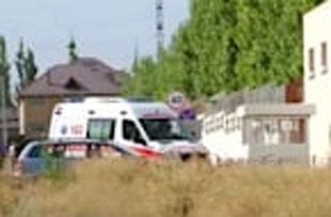 Suspected suicide car bomb hits Chinese embassy in Kyrgyzstan