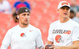 McCown hopes for Manziel success