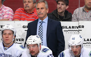 Canucks fire coach Desjardins after disappointing season