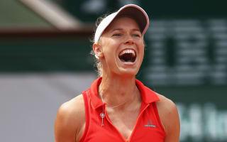 Wozniacki welcomes rare run on clay