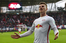 RB Leipzig 3 Cologne 1: Hosts capitalise on errors to stay hot on Bayern's heels