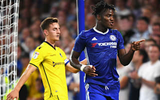 Chelsea 3 Bristol Rovers 2: Conte's side survive scare thanks to Batshuayi double