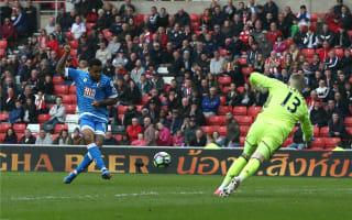 Sunderland 0 Bournemouth 1: Late King goal confirms hosts' relegation