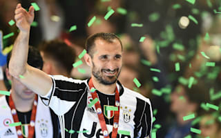 Chiellini: Juventus' champion qualities shone through