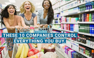 The companies that control everything you buy