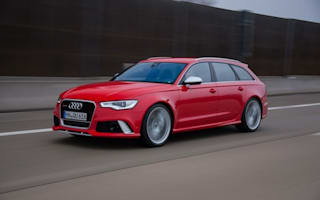 First drive: Audi RS6 Avant