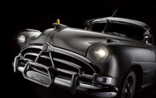 Stunning 1951 Hudson Hornet Convertible could fetch £140k at auction