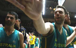 Dellavedova and Australia chasing gold in Rio