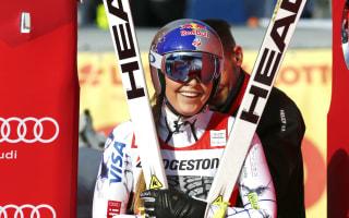Vonn closes in on downhill globe after Garmisch-Partenkirchen triumph