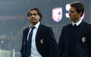 Barros Schelotto leaves Palermo