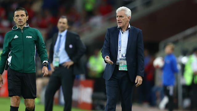 Socceroos up for Chile Confeds contest