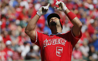 Angels slugger Pujols hits grand slam for 600th home run