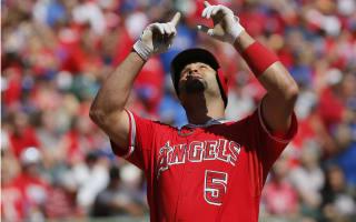 Angels slugger Pujols hits grand slam for 600th home run