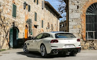 First Drive: Ferrari GTC4Lusso T