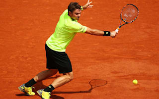 Wawrinka downs Daniel to continue title defence