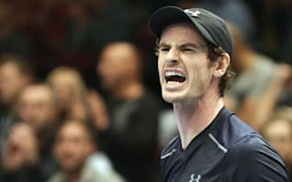 Imperious Murray marches on in Vienna, Zverev stuns Wawrinka
