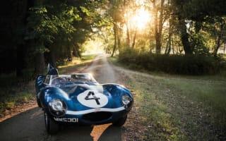 Le Mans winning Jaguar D-Type on sale