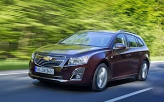 First drive review: Chevrolet Cruze SW