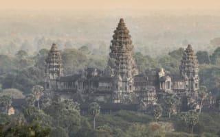 Ancient city discovered near Angkor Wat
