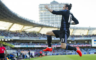 Real Sociedad 0 Real Madrid 3: Bale and Asensio star in Ronaldo's absence