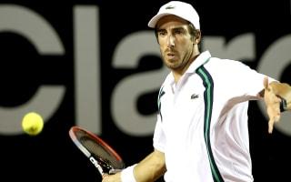 Cuevas secures Rio Open title