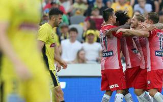 Central Coast Mariners 2 Melbourne City 2: Fornaroli earns dramatic draw