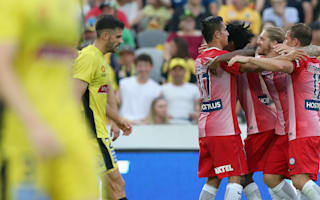 Central Coast Mariners 2 Melbourne City 2: Fornaroli earns dramatic draw