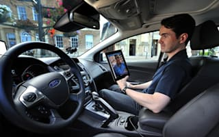 Ford SYNC brings Jay Leno and Jimmy Carr closer together