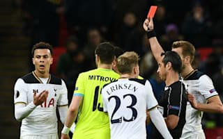 Alli must learn to deal with provocation, warns Tottenham legend Mabbutt
