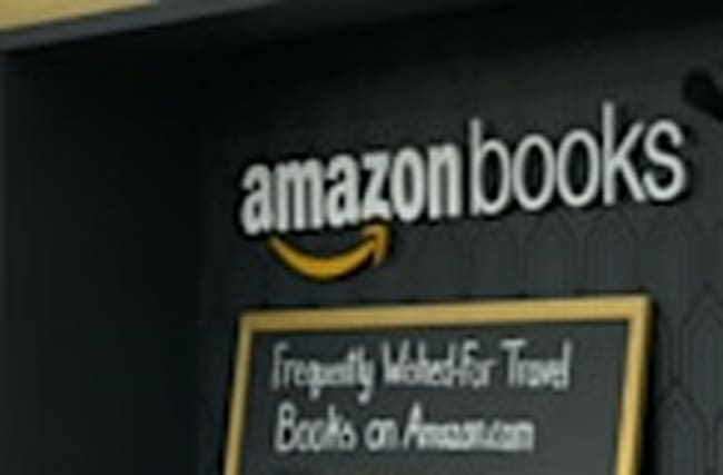 Amazon opens first NYC bookstore