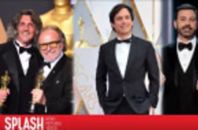 Les stars profitent des Oscars pour critiquer Donald Trump