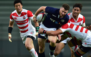 Scotland lose Taylor to injury