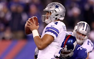 Jones rejects talk of Cowboys benching Prescott