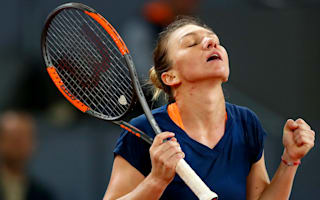 Defending champion Halep surges into Madrid final
