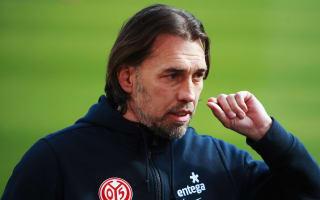 Mainz part company with head coach Schmidt