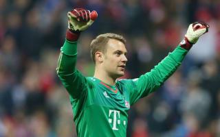 Neuer: Bayern have no room for error